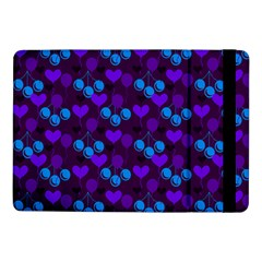 Night Cherries Samsung Galaxy Tab Pro 10 1  Flip Case by snowwhitegirl