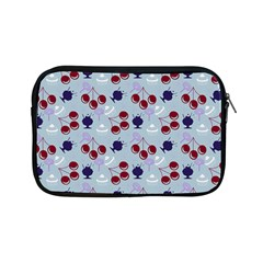 Sky Cherry Apple Ipad Mini Zipper Cases by snowwhitegirl