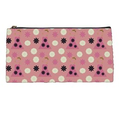 Mauve Dress Pencil Cases by snowwhitegirl