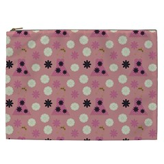 Mauve Dress Cosmetic Bag (xxl) by snowwhitegirl