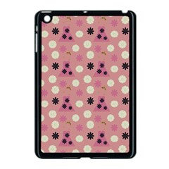 Mauve Dress Apple Ipad Mini Case (black) by snowwhitegirl