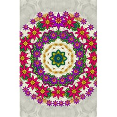 Fauna Fantasy Bohemian Midsummer Flower Style 5 5  X 8 5  Notebooks by pepitasart