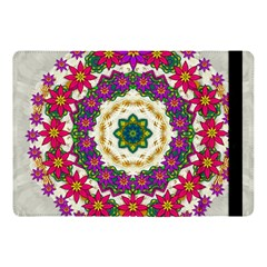 Fauna Fantasy Bohemian Midsummer Flower Style Apple Ipad 9 7 by pepitasart
