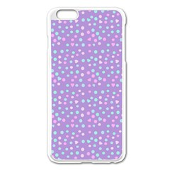 Heart Drops Apple Iphone 6 Plus/6s Plus Enamel White Case by snowwhitegirl