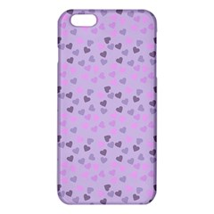 Heart Drops Violet Iphone 6 Plus/6s Plus Tpu Case by snowwhitegirl