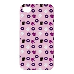Pink Donuts Apple Iphone 4/4s Hardshell Case by snowwhitegirl