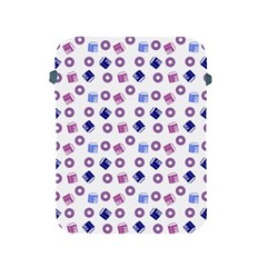 Milk And Donuts Apple Ipad 2/3/4 Protective Soft Cases by snowwhitegirl