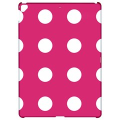 Pink Dot Apple Ipad Pro 12 9   Hardshell Case by snowwhitegirl