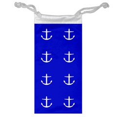 Royal Anchors Jewelry Bags by snowwhitegirl