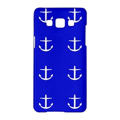Royal Anchors Samsung Galaxy A5 Hardshell Case  by snowwhitegirl