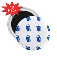 Milk Carton 2 25  Magnets (10 Pack)