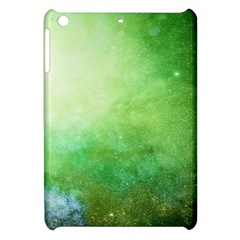 Galaxy Green Apple Ipad Mini Hardshell Case by snowwhitegirl