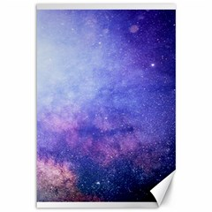 Galaxy Canvas 12  X 18   by snowwhitegirl