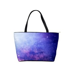 Galaxy Shoulder Handbags by snowwhitegirl