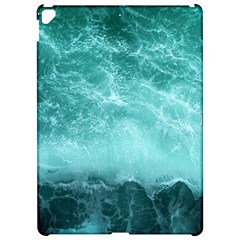 Green Ocean Splash Apple Ipad Pro 12 9   Hardshell Case by snowwhitegirl