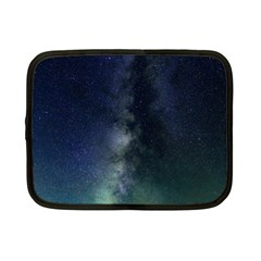 Galaxy Sky Netbook Case (small) by snowwhitegirl