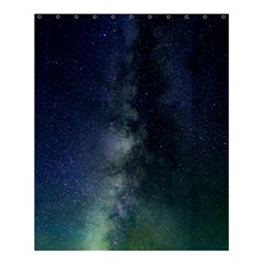 Galaxy Sky Shower Curtain 60  X 72  (medium)  by snowwhitegirl