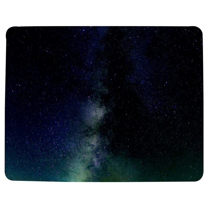 Galaxy Sky Jigsaw Puzzle Photo Stand (Rectangular)