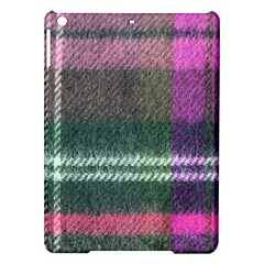 Pink Plaid Flannel Ipad Air Hardshell Cases by snowwhitegirl