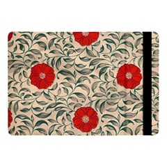 Papanese Floral Red Apple Ipad 9 7 by snowwhitegirl