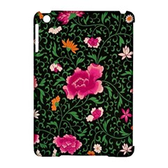 Pink Japan Floral Apple Ipad Mini Hardshell Case (compatible With Smart Cover) by snowwhitegirl