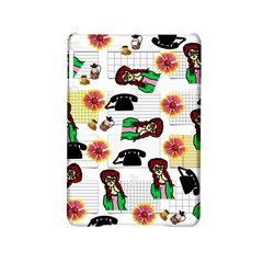 Office Girl Pattern Ipad Mini 2 Hardshell Cases by snowwhitegirl