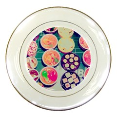 Ramen And Sushi Porcelain Plates by snowwhitegirl
