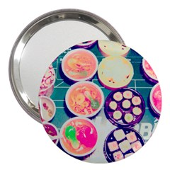 Ramen And Sushi 3  Handbag Mirrors by snowwhitegirl