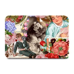 Victorian Collage Plate Mats by snowwhitegirl