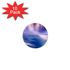 Waterfall 1  Mini Magnet (10 Pack)