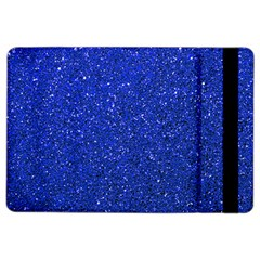 Blue Glitter Ipad Air 2 Flip by snowwhitegirl