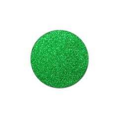 Green Glitter Golf Ball Marker (10 Pack) by snowwhitegirl