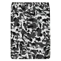 Grey Camo Removable Flap Cover (l)
