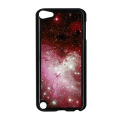 Nebula Red Apple Ipod Touch 5 Case (black) by snowwhitegirl