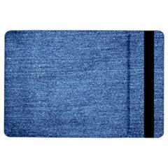 Blue Denim Ipad Air 2 Flip by snowwhitegirl