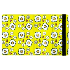 Eggs Yellow Apple Ipad Pro 12 9   Flip Case by snowwhitegirl