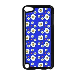 Eggs Blue Apple Ipod Touch 5 Case (black) by snowwhitegirl