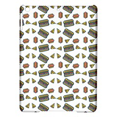 Fast Food White Ipad Air Hardshell Cases by snowwhitegirl