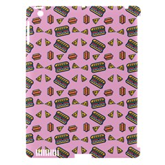 Fast Food Pink Apple Ipad 3/4 Hardshell Case (compatible With Smart Cover)