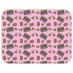 Fast Food Pink Full Print Lunch Bag