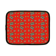 Fast Food Red Netbook Case (small)