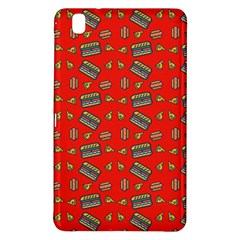 Fast Food Red Samsung Galaxy Tab Pro 8 4 Hardshell Case by snowwhitegirl