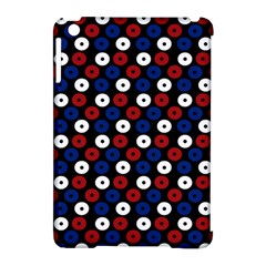 Eye Dots Red Blue Apple Ipad Mini Hardshell Case (compatible With Smart Cover) by snowwhitegirl