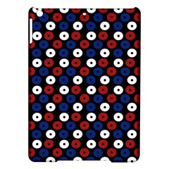 Eye Dots Red Blue Ipad Air Hardshell Cases by snowwhitegirl