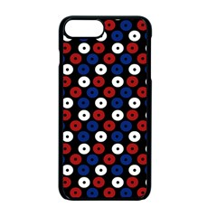 Eye Dots Red Blue Apple Iphone 7 Plus Seamless Case (black) by snowwhitegirl