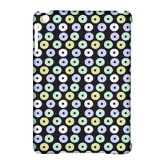 Eye Dots Grey Pastel Apple Ipad Mini Hardshell Case (compatible With Smart Cover) by snowwhitegirl