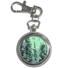 Winter Trees Key Chain Watches by snowwhitegirl