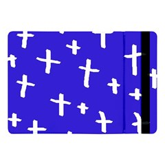 Blue White Cross Apple Ipad 9 7