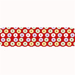 Eye Dots Red Pastel Large Bar Mats by snowwhitegirl