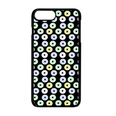 Eye Dots Black Pastel Apple Iphone 7 Plus Seamless Case (black) by snowwhitegirl